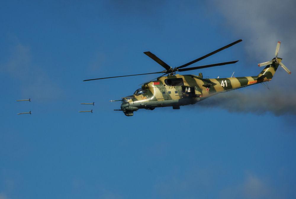 Russia-Bielorussia, esercitazioni militari congiunte