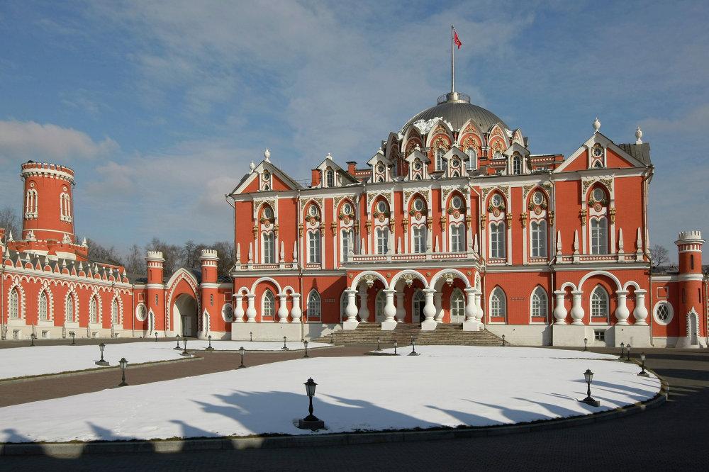 ALo splendore del gotico russo