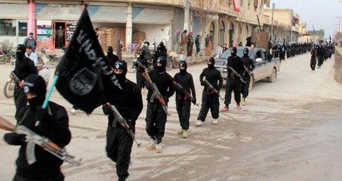 Combattenti ISIS (foto d'archivio)