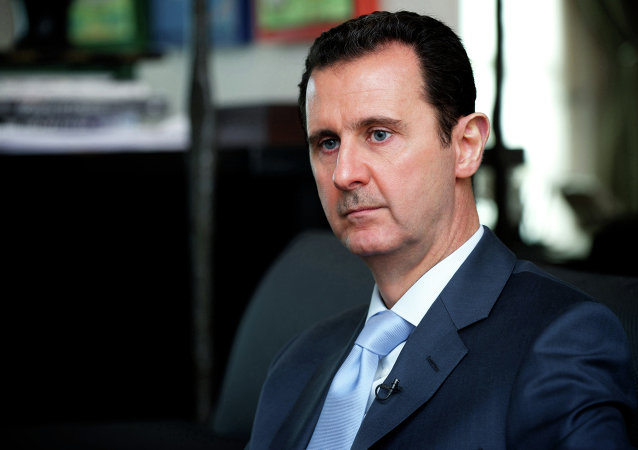 Bashar al-Assad ha dato l`intervista all`agenzia SANA