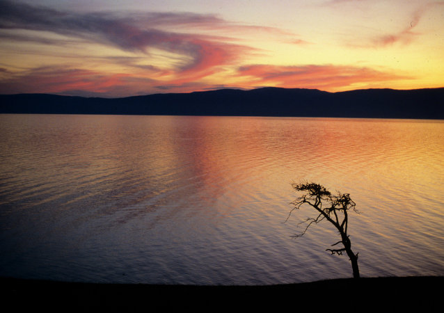 Il lago Bajkal si trova nella Siberia meridionale.