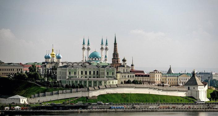 La mosche Kul Sharif nel Cremlino di Kazan: i  musulmani costituiscono un settimo della popolazione della Federazione Russa