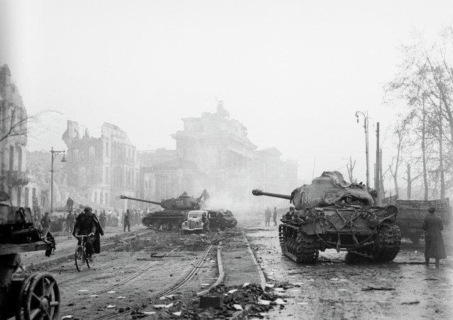 Battaglia di Berlino, maggio 1945