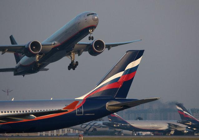 Aeroflot (foto d'archivio)