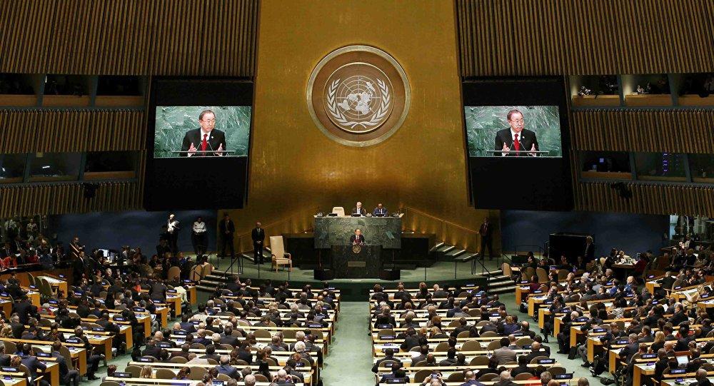 Assemblea Generale dell'ONU (foto d'archivio)