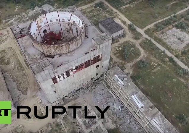 Una centrale nucleare in Crimea