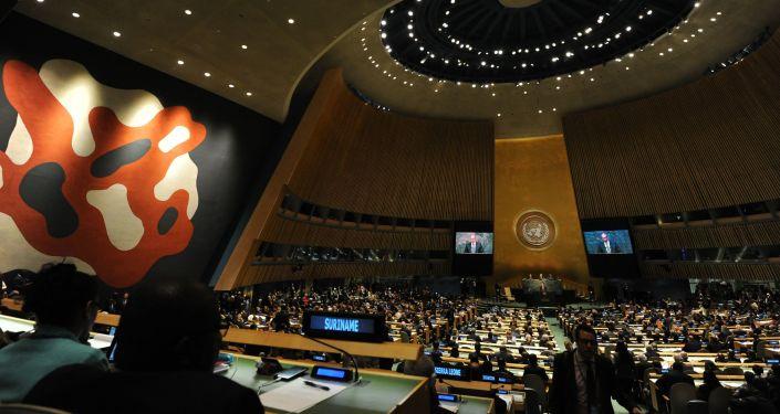L'intervento di Vladimir Putin all'Assemblea generale delle Nazioni Unite