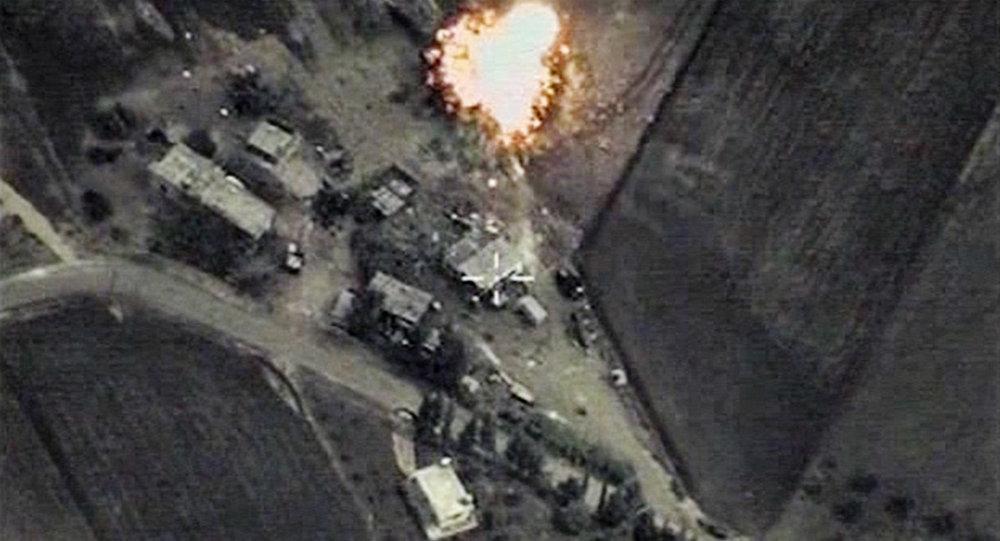 Raid russi sui target in Siria