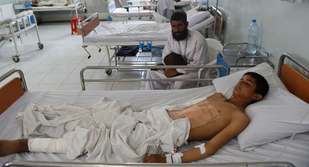 Ospedale di Kunduz (foto d'archivio)