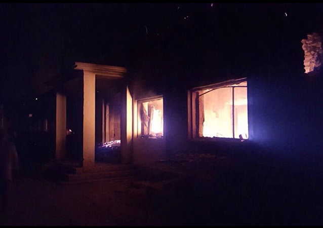 Ospedale di Medici Senza Frontiere in fiamme a Kunduz