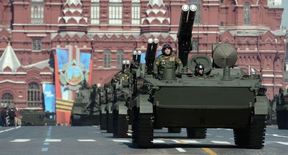 Parata del 69° della Vittoria a Mosca