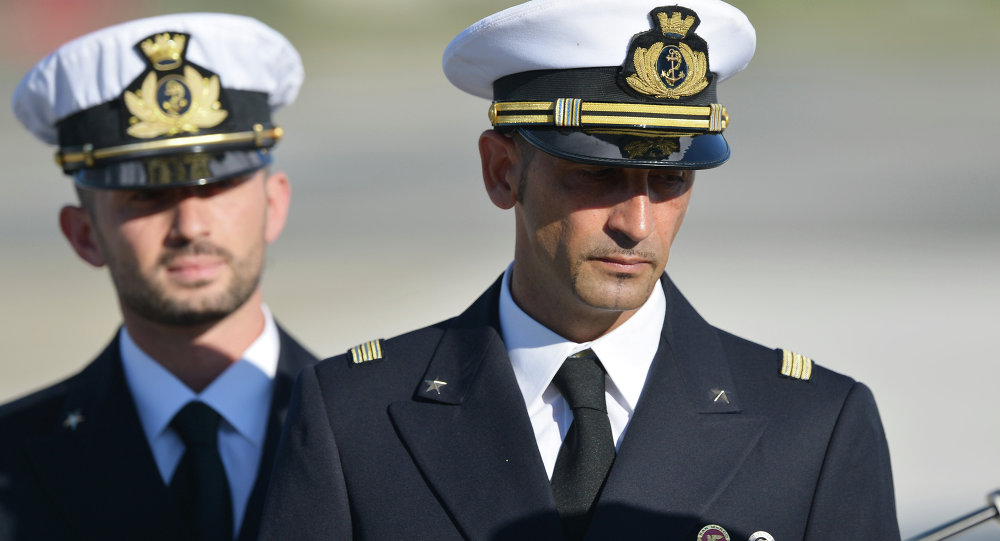Ban Ki Moon promette il sostegno di ONU nella vicenda dei due marò italiani, Massimiliano Latorre e Salvatore Girone