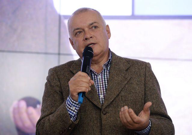 Dmitry Kiselev, direttore di Rossiya Segodnya
