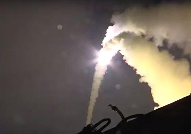Navi russe attaccano l'ISIS dal Mar Caspio
