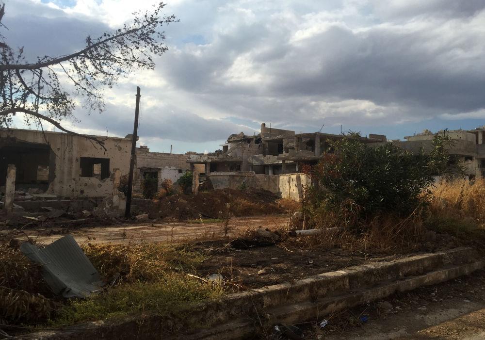 L'offensiva dell'esercito siriano contro l'ISIS - Esclusiva Sputnik.