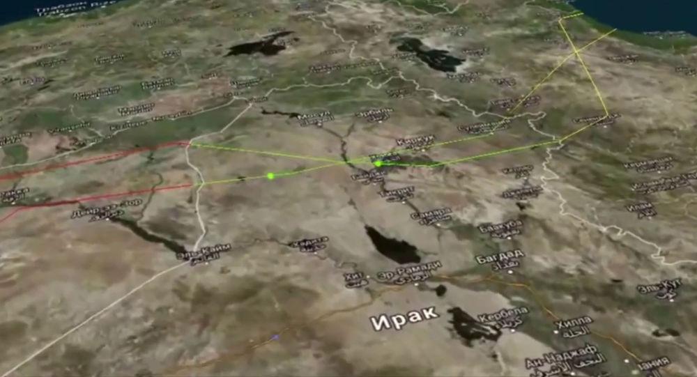 I missili russi hanno colpito i loro obiettivi