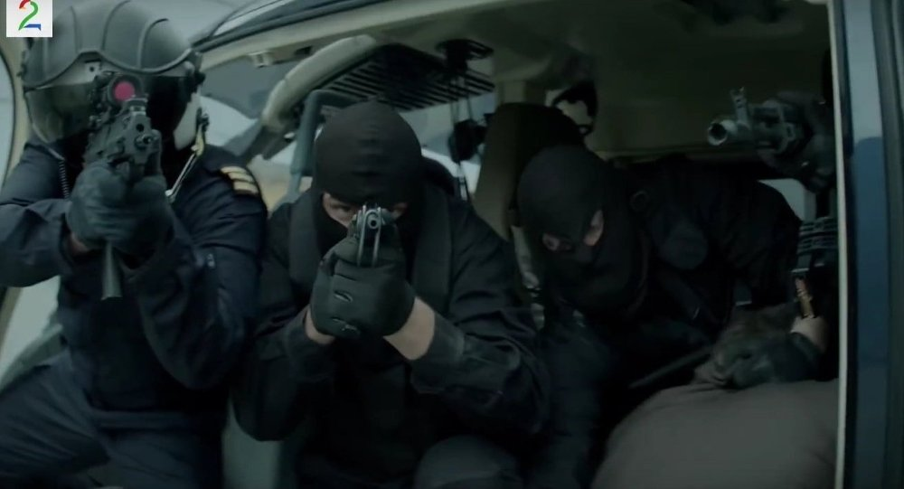 Serial russofobico Occupati