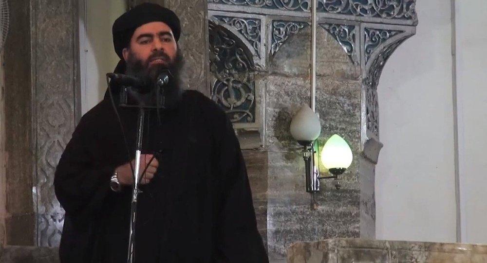 Abu Bakr al-Baghdadi (foto d'archivio)