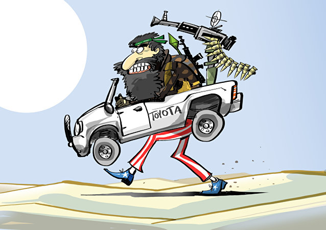 Toyota dell'ISIS