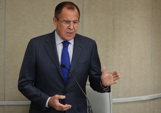 Sergey Lavrov (foto d'archivio)