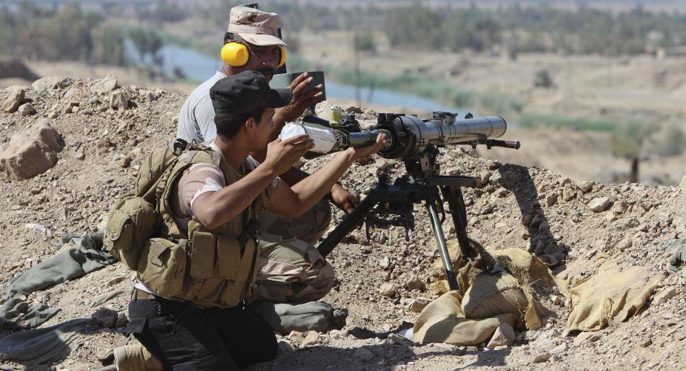 Militari dell esercito iracheno