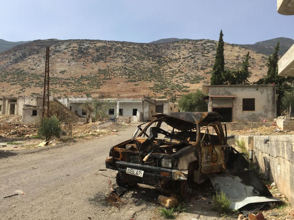 Che torni la pace, un altro villaggio siriano liberato dai terroristi