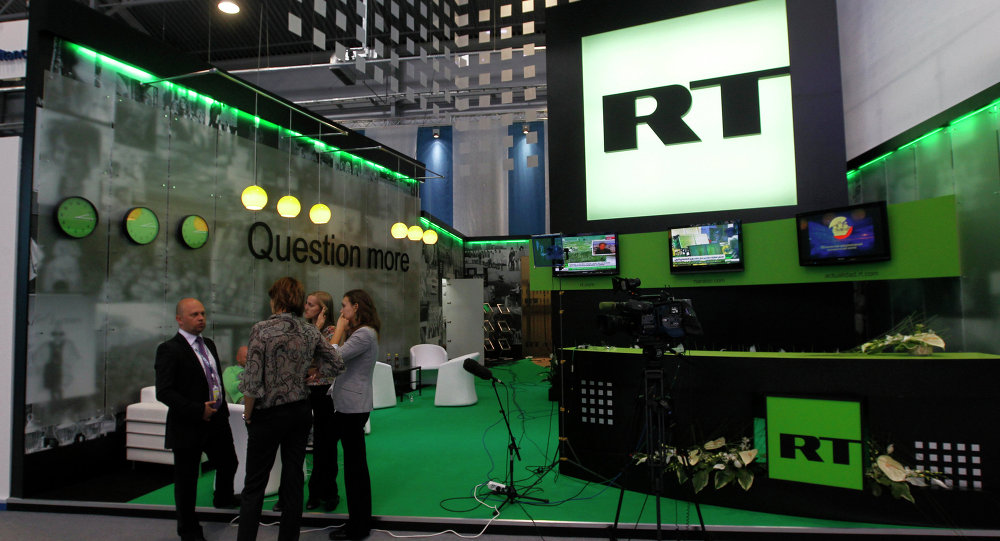 "Il canale televisivo Ucraina Tomorrow presumibilmente sarà l'alter ego di ""Russia Today"