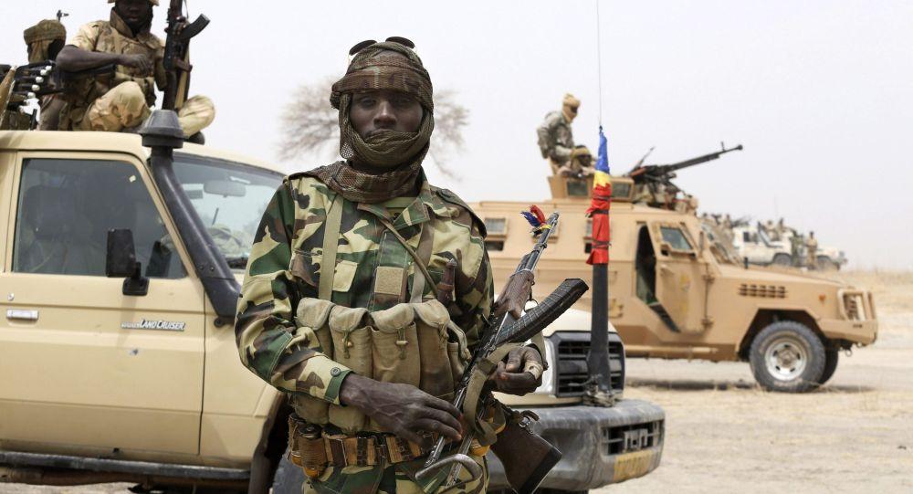 soldato Boko Haram
