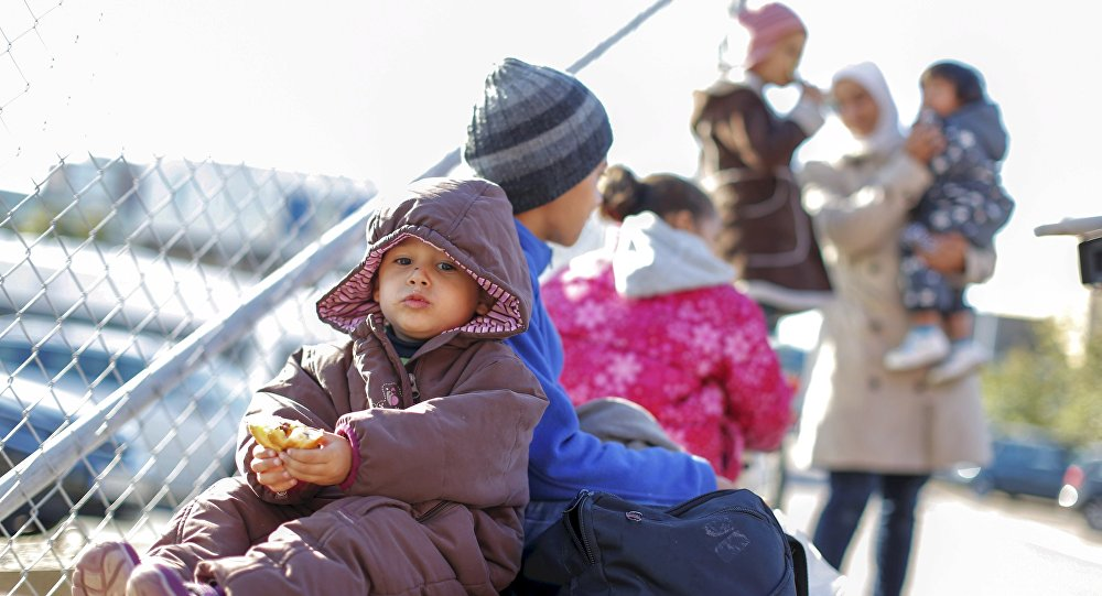 Migranti in Svezia