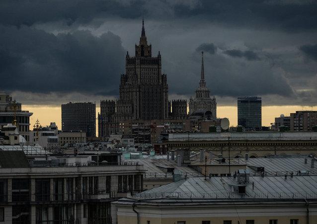 Ministero degli Esteri della Russia (foto d'archivio)