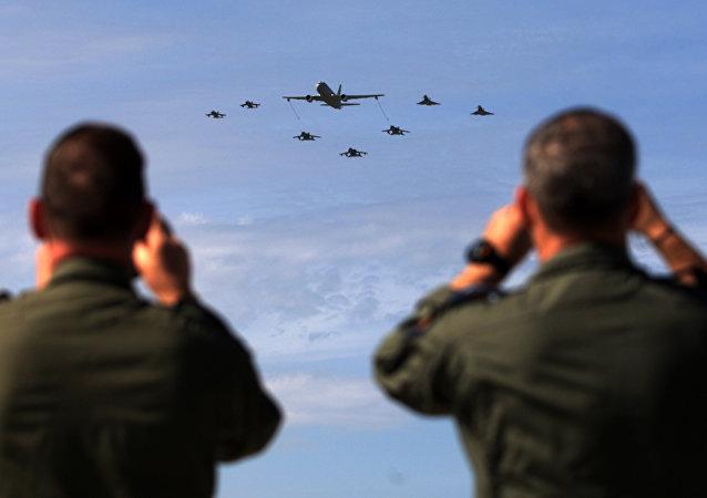 Esercitazioni NATO Trident Juncture 2015