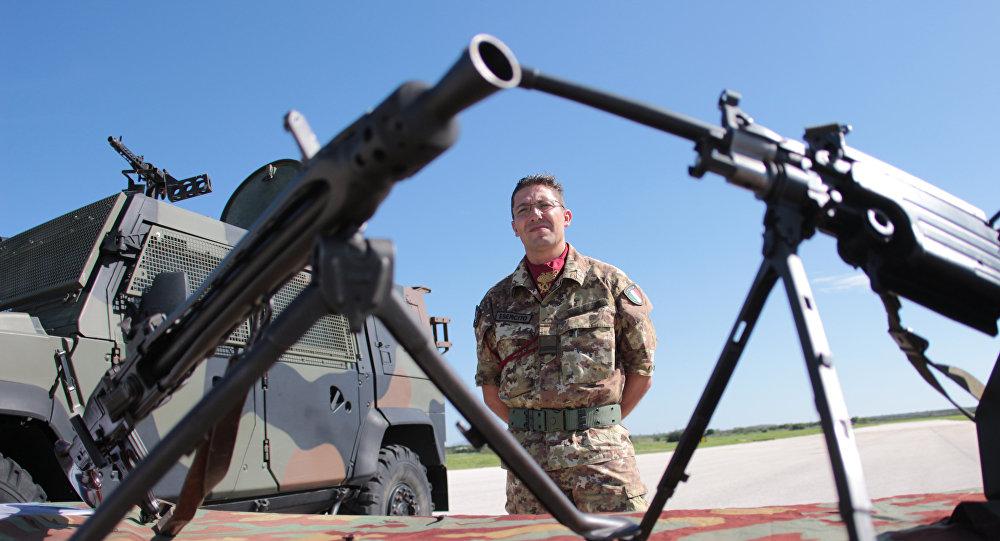 L'inizio delle esercitazioni Trident Juncture in Sicilia
