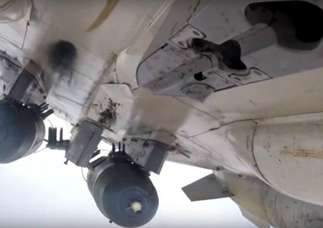 Aerei russi in Siria