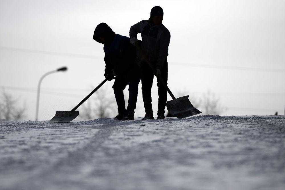 Spaliamo la neve!