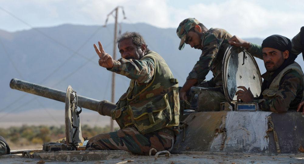 Forze armate siriane
