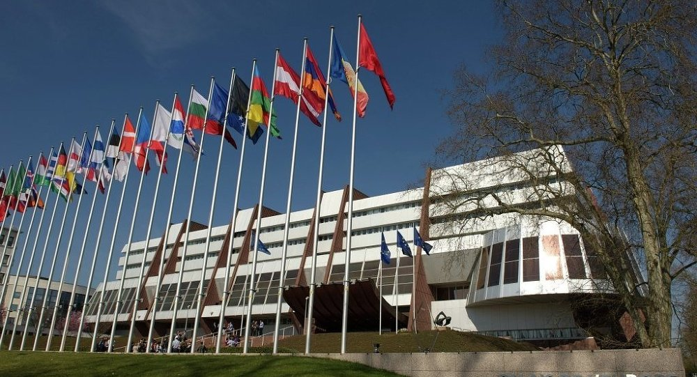 Sede dell'Assemblea Parlamentare del Consiglio d'Europa (PACE)