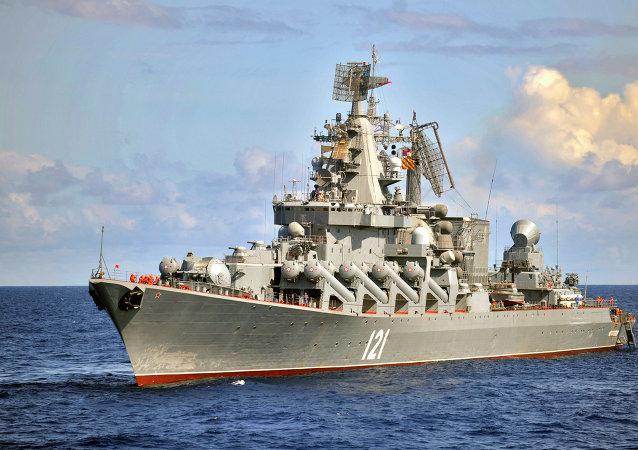 Incrociatore missilistico Moskva
