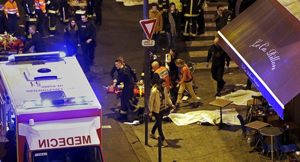Vittime della strage del 13 novembre a Parigi.