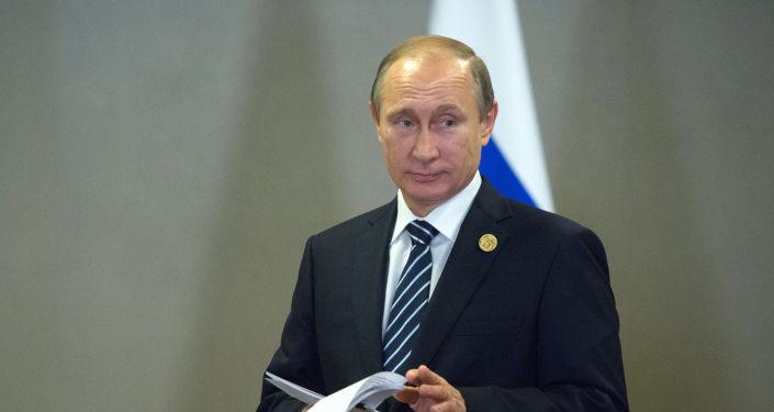 Vladimir Putin al G20