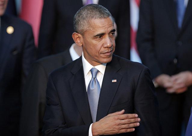 Barack Obama al G20 di Antalya, Turchia