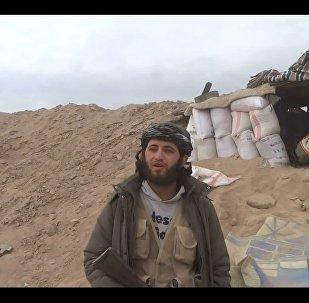 Terrorista viene esploso durante l'intervista