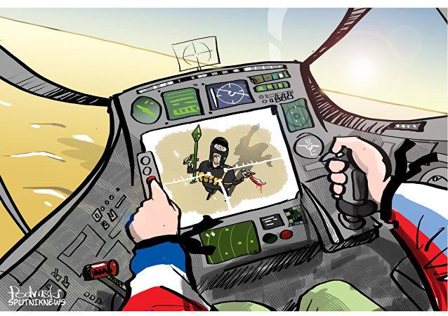 Russia e Francia contro ISIS