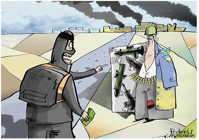 Siria compra missili dall'Ucraina
