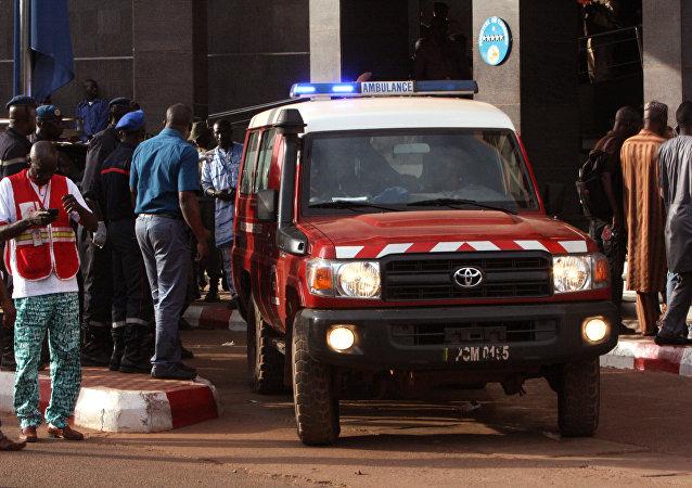 Attacco terroristico a Bamako, Mali