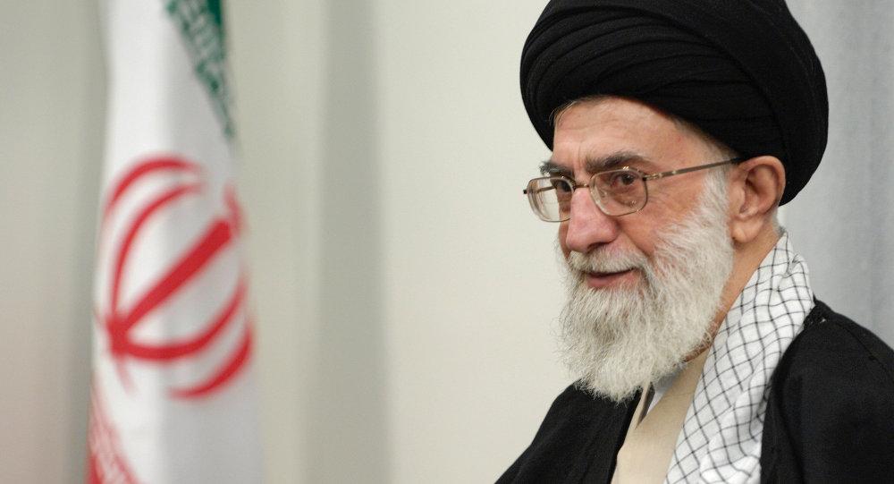 La guida suprema dell'Iran, l'ayatollah Sayed Ali Khamenei