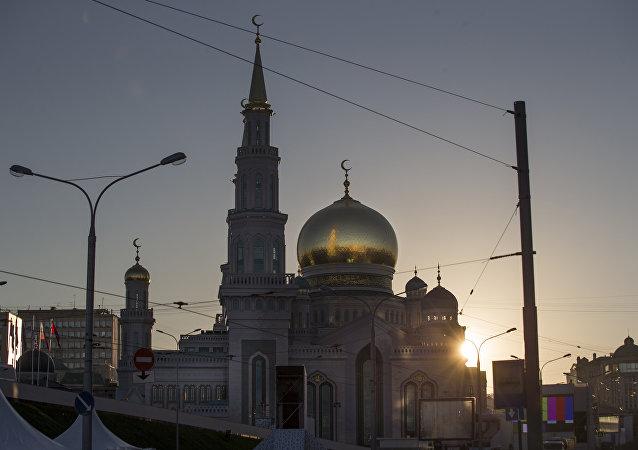 La Moschea di Mosca