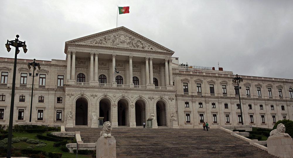 Il parlamento del Portogallo, Lisbona