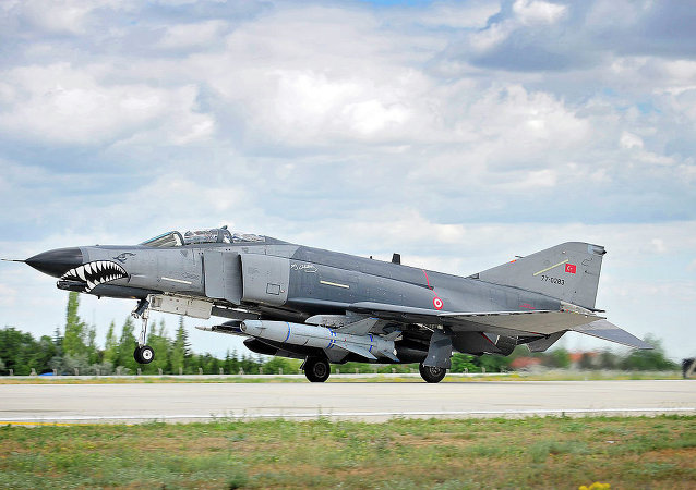 Turkish Air Force F4E Phantom II