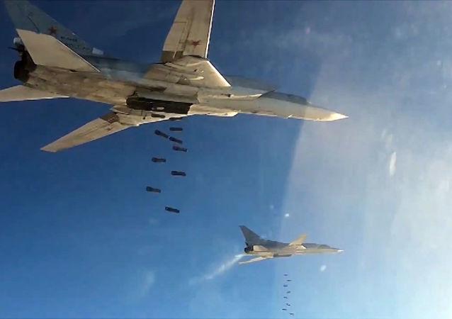 Bombardieri strategici russi Tu-22