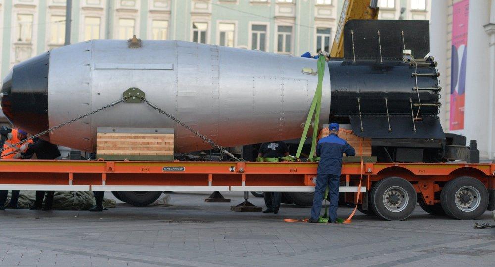 Bomba Tsar, la più potente testata nucleare nel mondo